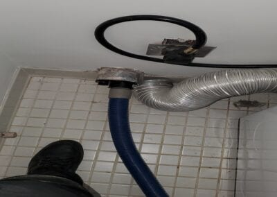 Air Vent Cleaning